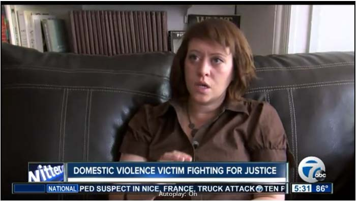 Lockport domestic violence victim pushing to keep charges against aggressor