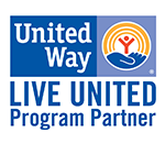 Thank you to the United Way for their ongoing support of the FJC.
